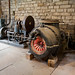 TIMS Mill Tour 2017 UK - Wortley Top Forge - turbine (r)-9728