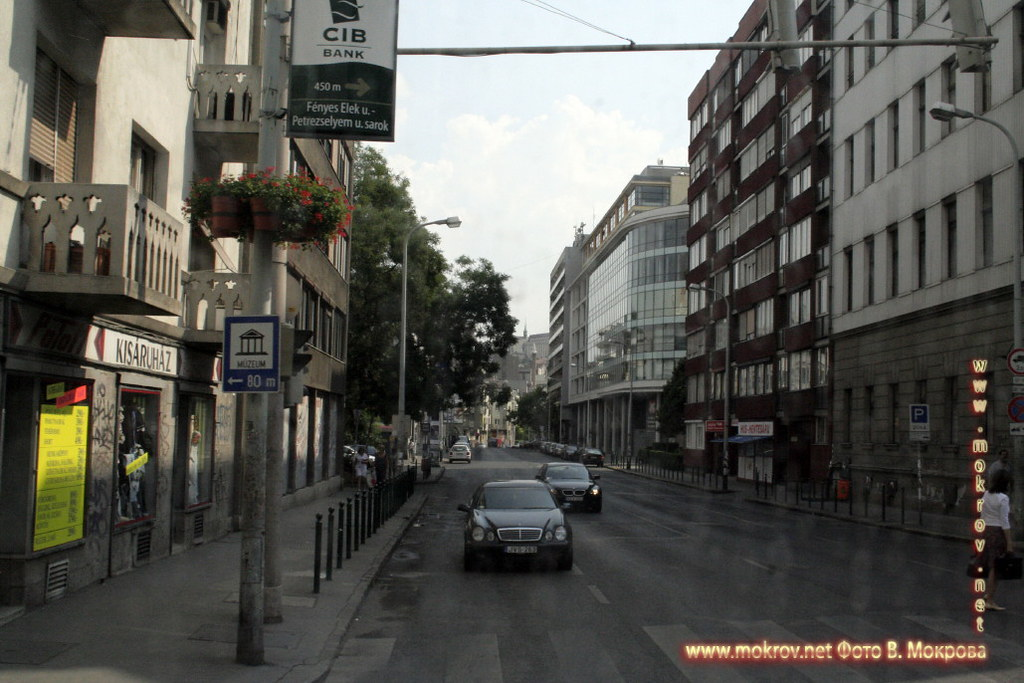 Столица Венгрии - Будапешт пейзажи,