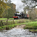 7820 Dinmore Manor between Consall and Cheddleton.