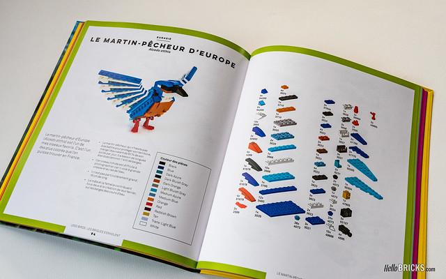 Livre LEGO Birds 03