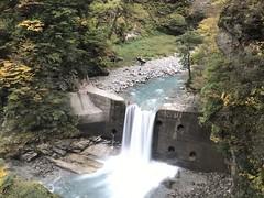 Autumn in Kurobe valley
