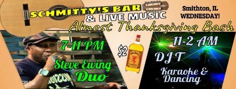 Schmitty's Bar 11-22-17