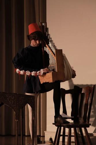 L'orgue des troubadours