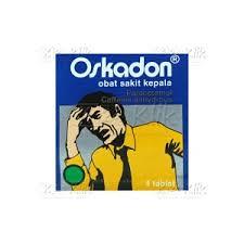 OSKADON TAB STR 4'S