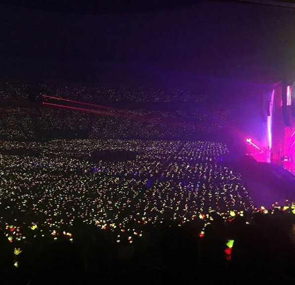 BIGBANG via YongieMystic - 2017-11-23 (details see below)