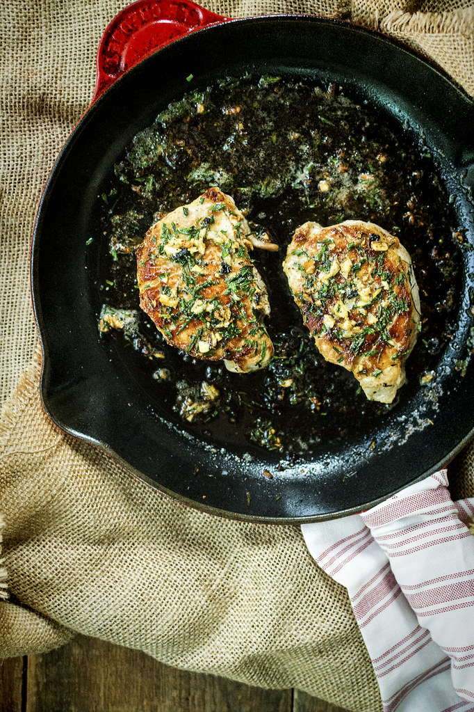Pan Seared Thick Cut Pork Chops by GirlCarnivore (3 of 8)