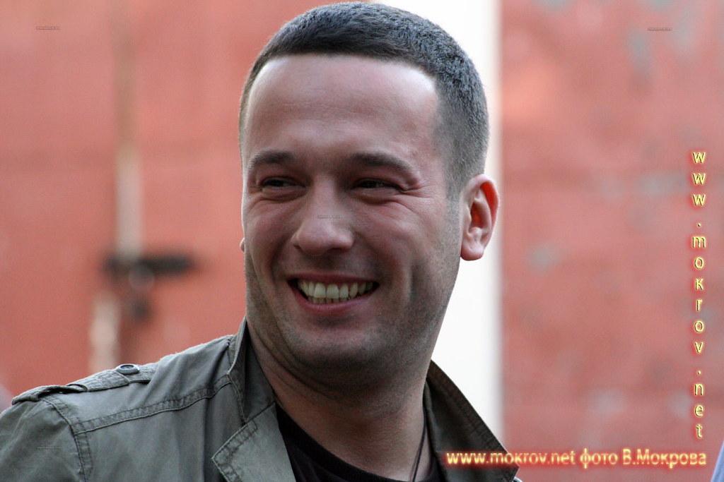 Павел Ткачев – Дмитрий Мазуров в телесериале Пятницкий ОВД.