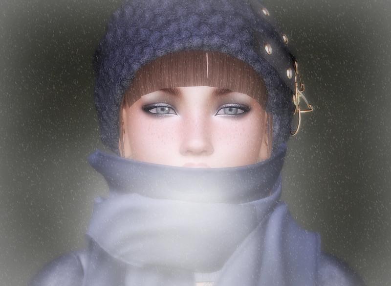 If kisses were snow flakes I'd send you a blizzard