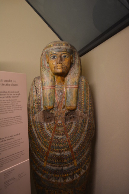 Chicago, IL - Grant Park - Field Museum - Ancient Egypt
