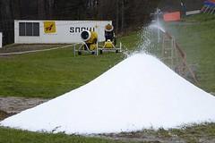Snowfactory už i ve skiareálu Skalka v Ostravě