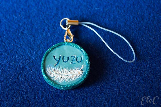 Phonestrap Yuzuru Hanyu tesoro yuzuriano