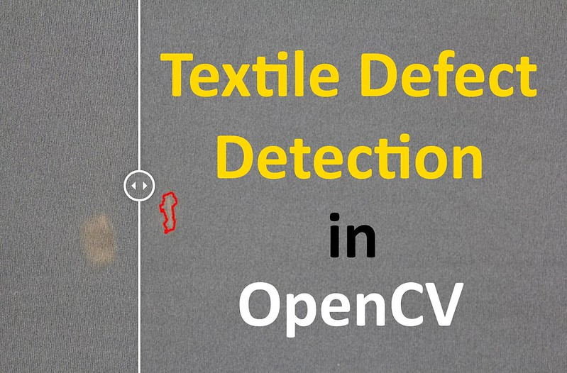 textile defect detection