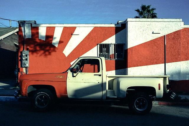 house of the rising sun. venice beach, ca. 2008.