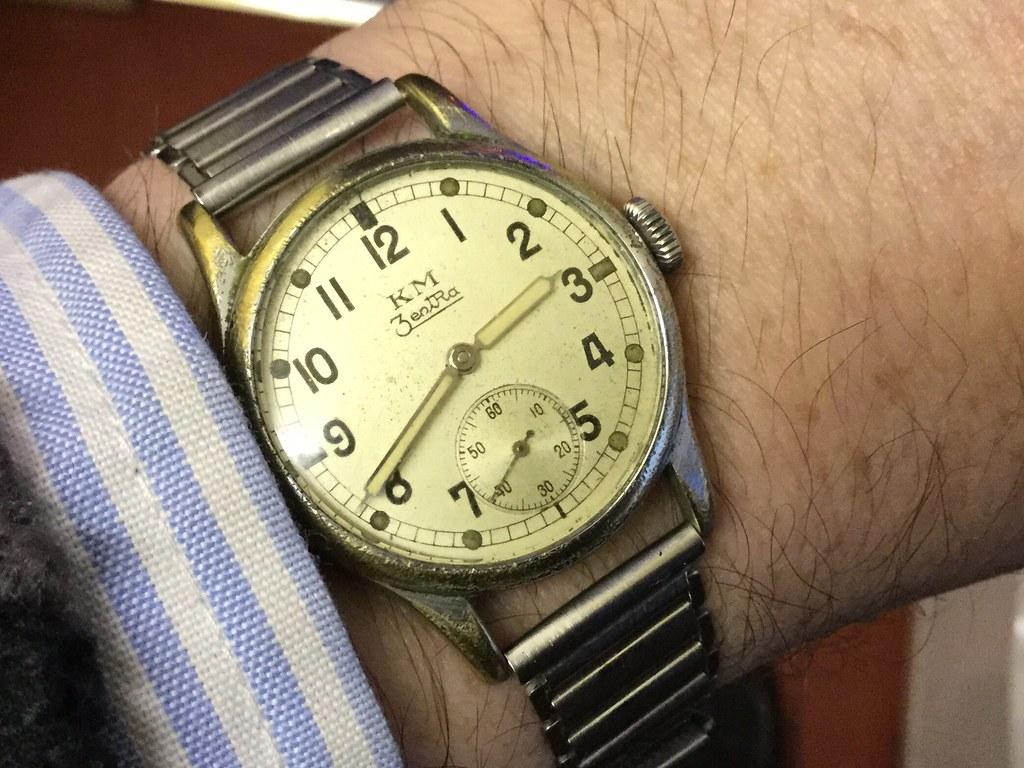 Zentra km watch cal 338