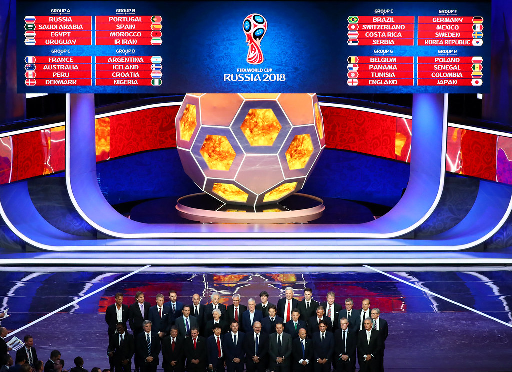 SOCCER-WORLDCUP/DRAW