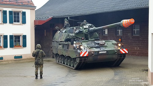 "FTX "" Celtic Storm II 2017""  /  German Armed Forces (Bundeswehr)"