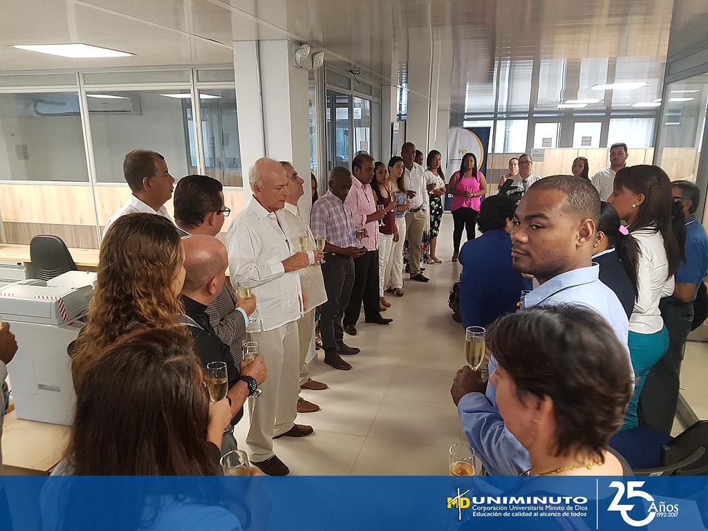 Inauguración Sede Buenaventura