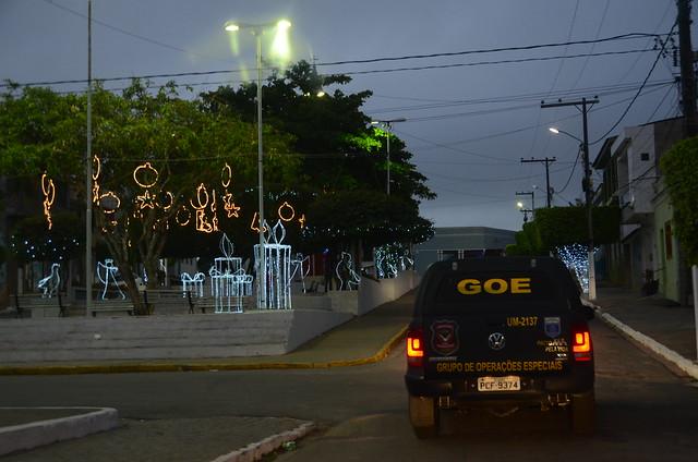 Operação Gênesis na Prefeitura de Quipapá