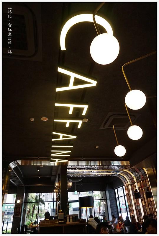 卡啡那CAFFAINA 大墩店-16-天花板
