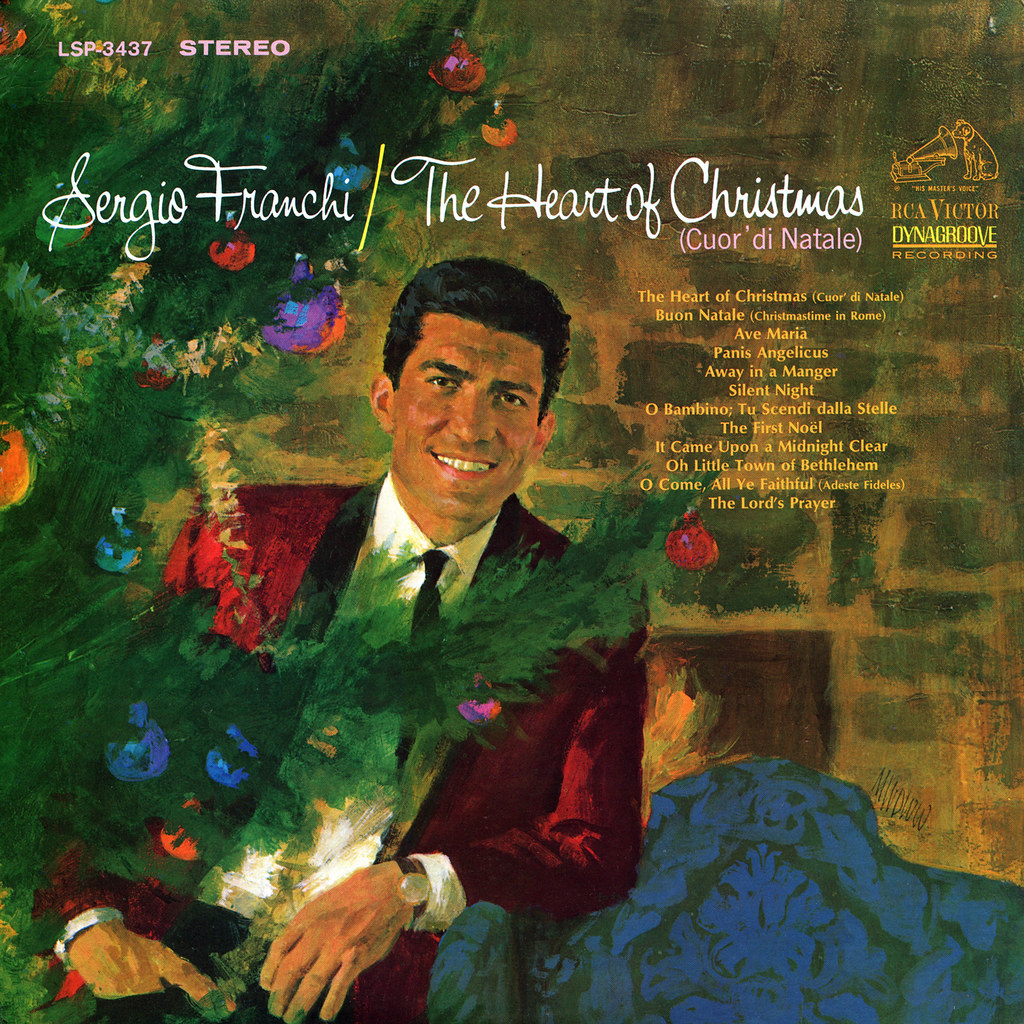 Sergio Franchi - The Heart of Christmas