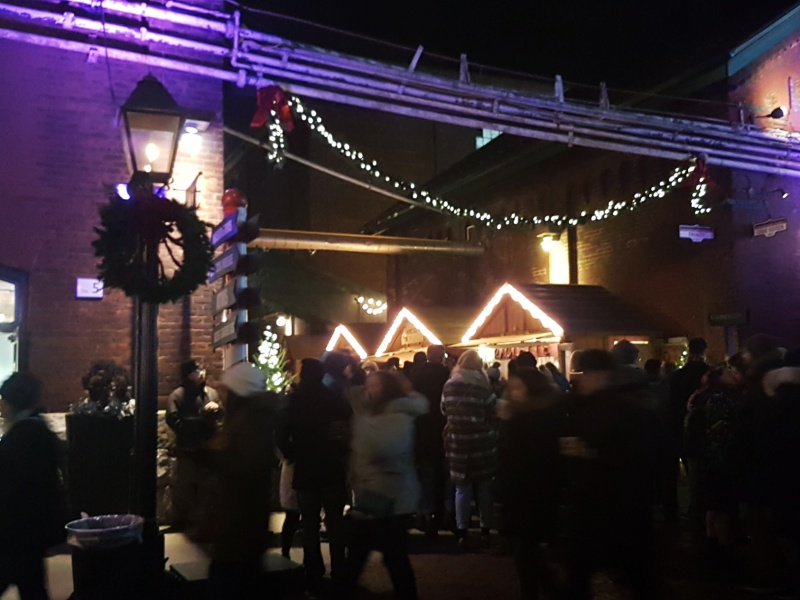 Distillery Christmas Market
