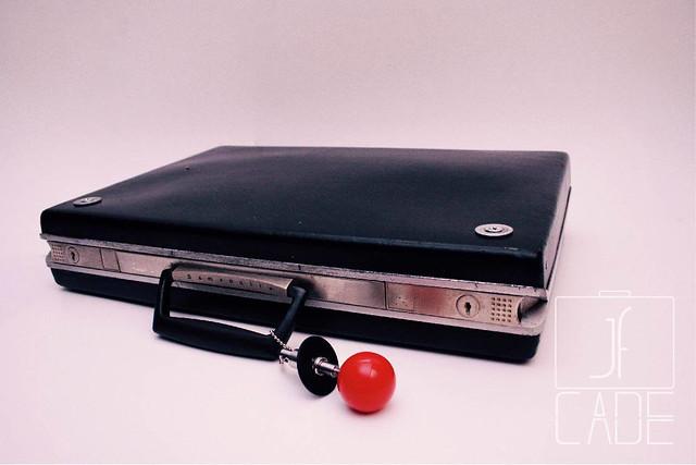 attaché-case vintage