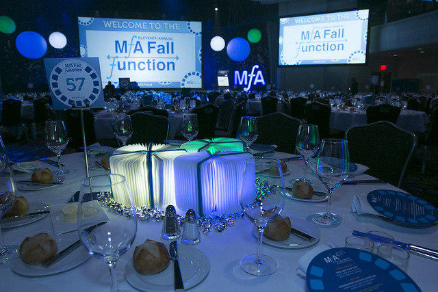 11th Annual MƒA Fall ƒunction
