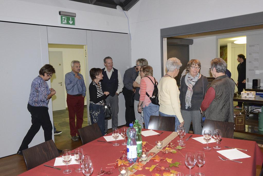 Raclette Abend 2017