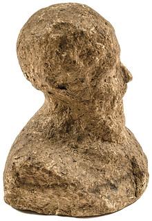 Macerated currncy Benjamin Harrison bust2