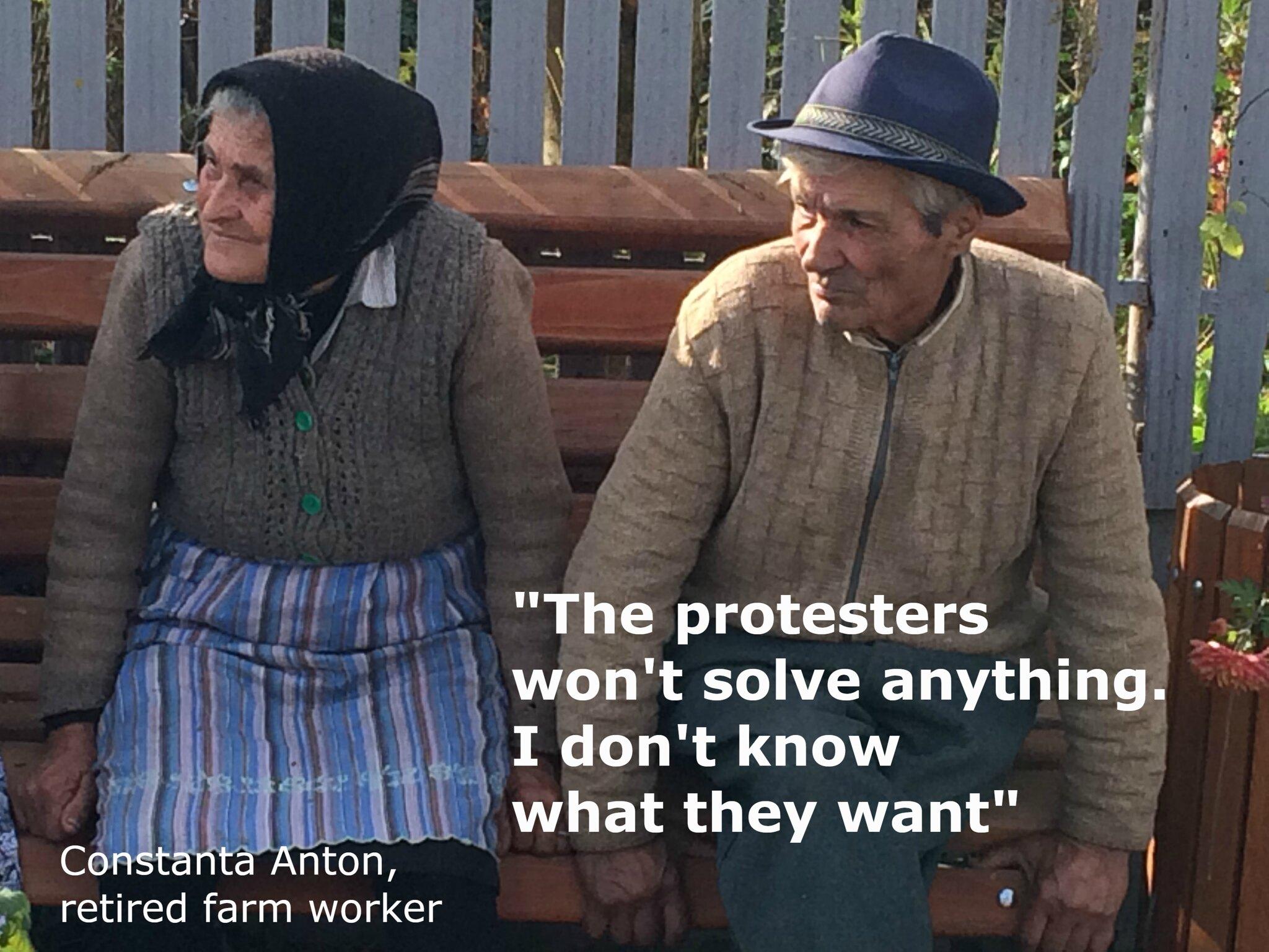 Rural Romanians