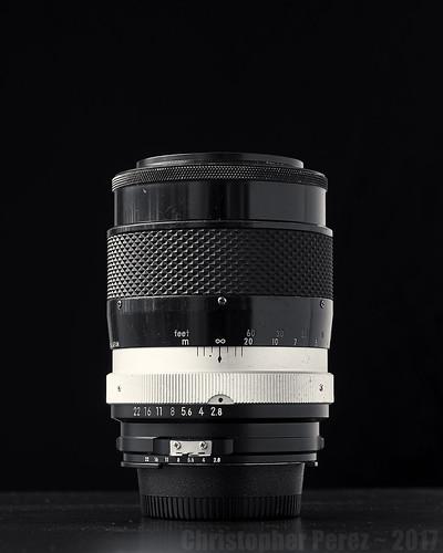 Lens Stories ~ Nikon Nikkor 135mm f/2.8 Ai