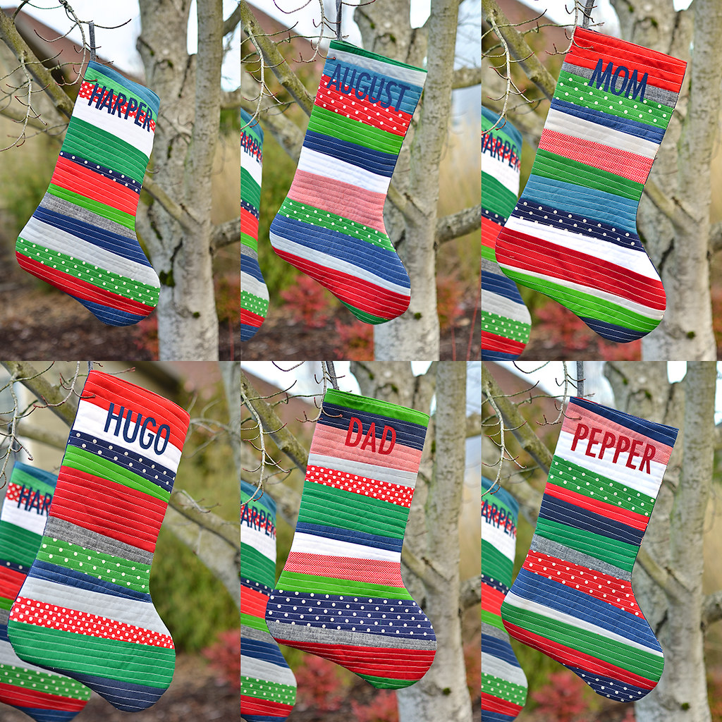 2017 Christmas Stockings