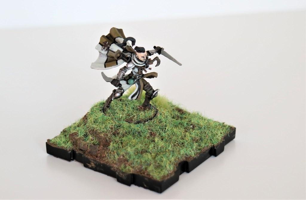 Runewars Miniatures Kari Wraithstalker