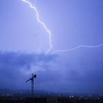 5. November 2017 - 2:00 - Marseille, France.  > More lightnings here <  16mm @ ƒ/8.0 1'30