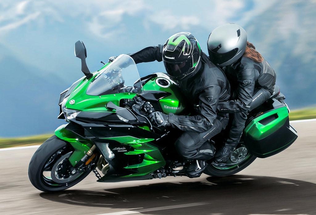 Kawasaki NINJA H2 SX  SE 2019 - 26