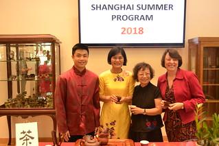 November 14 '17 Six Arts Center Hosts Chinese Tea Ceremony
