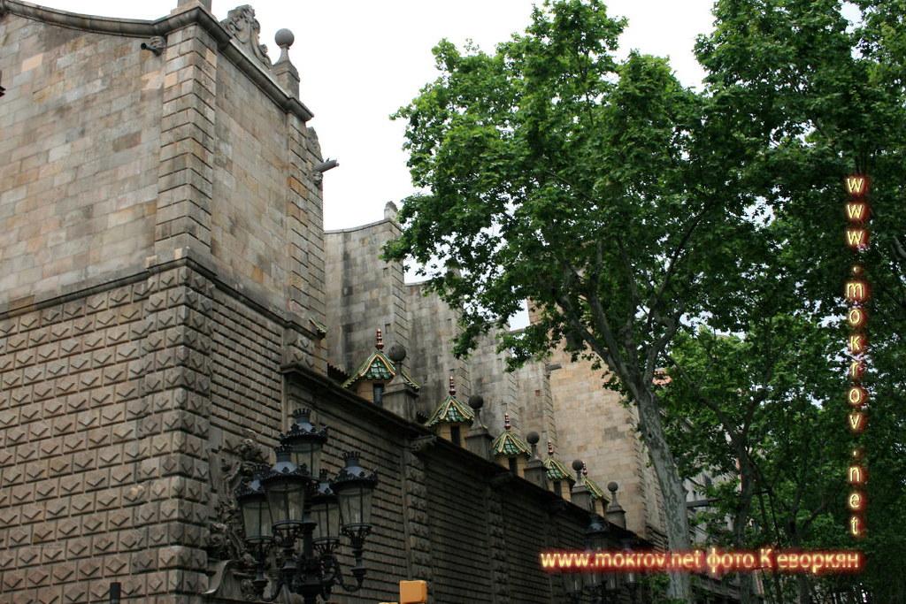 Барселона — Испания и фотограф