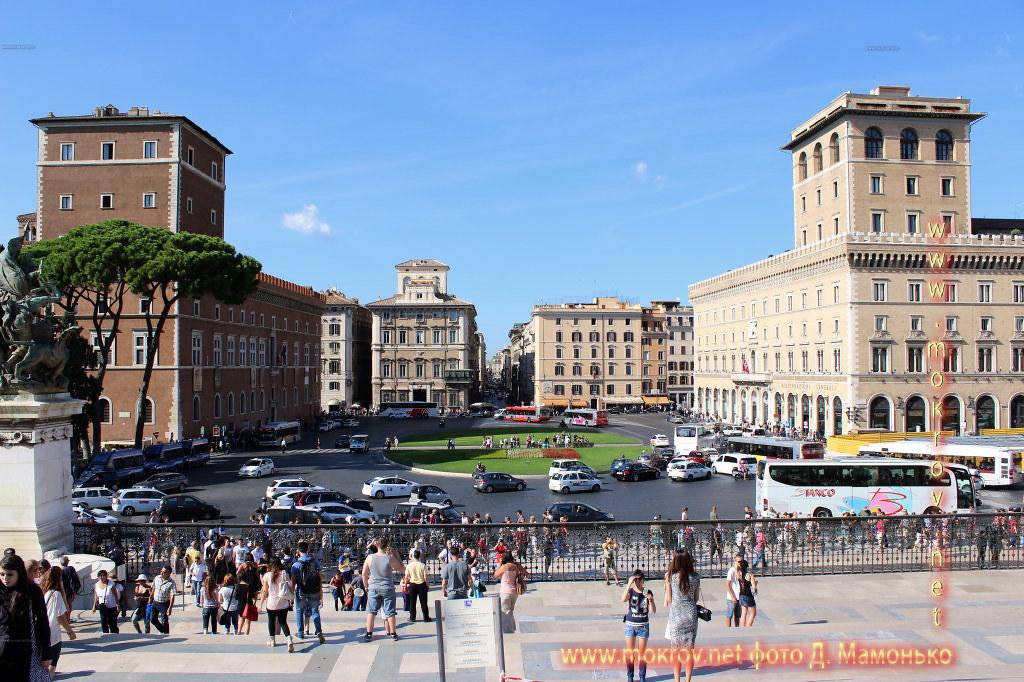 Рим — Италия фото достопримечательностей