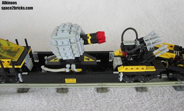 armoured train p8
