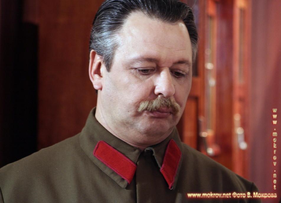 На съемках худ. фильма «Светлана» фотография