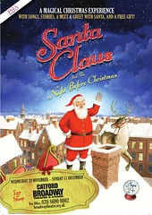 Santa Clause and the Night Before Christmas 2017