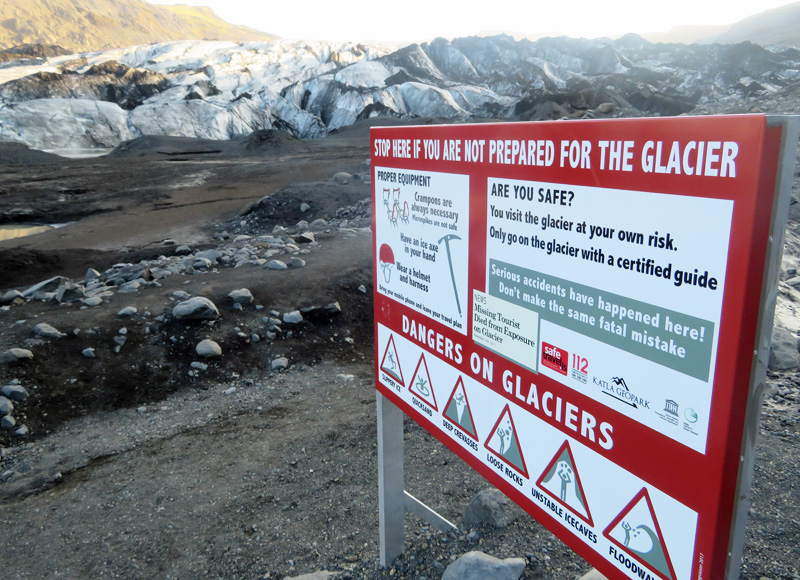 glacier-warning-sign