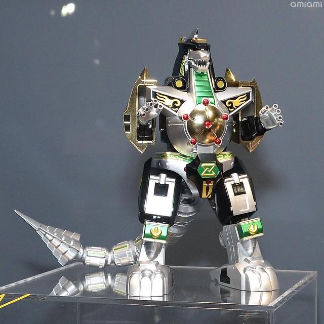 【新增官圖&販售資訊】超合金魂 《恐龍戰隊ZYURANGER》「皇龍凱薩」 試作樣品公開!GX-78 ドラゴンシーザー