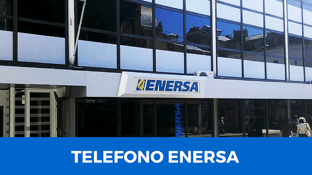 Telefono ENERSA