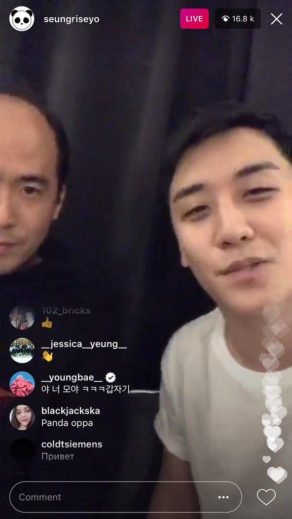 BIGBANG via Eleasheah - 2017-12-06  (details see below)