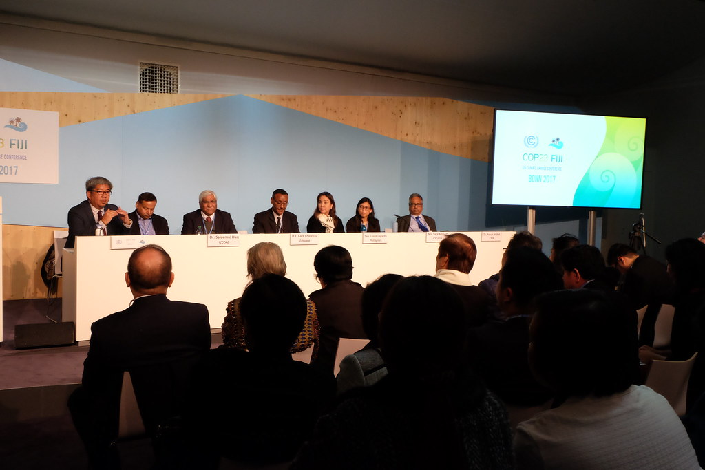 Vulnerable countries preview Sustainable Insurance and Takaful Facility