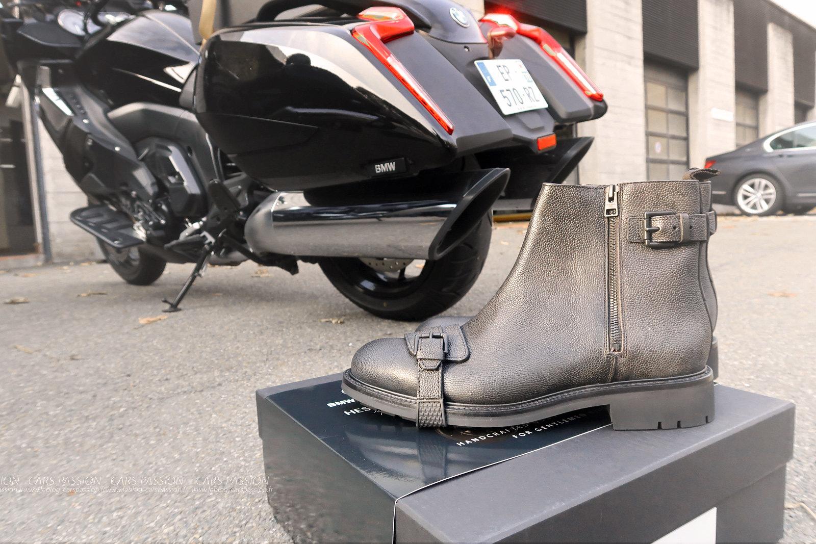 BMW K1600 Bagger Motorrad