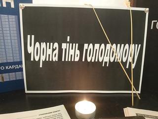 Книжкова виставка-реквієм «Чорна тінь голодомору». 21.11.17. №123