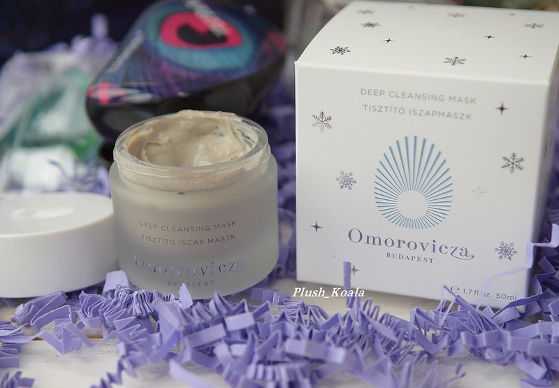 OMOROVICZA DEEP CLEANSING MASK (50ML)的圖片搜尋結果