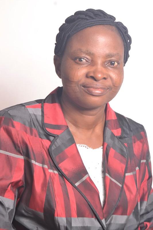Olanike Deji, gender focal person for ACGG in Nigeria (photo credit: O. Deji)